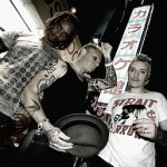 Immer noch in Tokio: The Prodigy