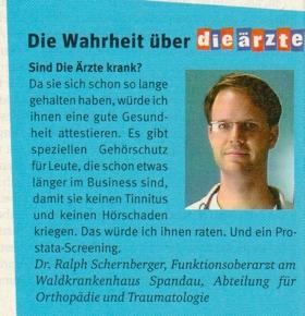 Dr. Ralph Schernberger