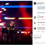 Bon Iver beim Melt 2019 (Foto: Christian Hedel / Magnetic Meat / Instagram)