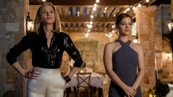 "Renée Zellweger und Jane Levy in ""What/If"""